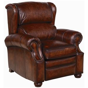Bernhardt Upholstered Accents Warner Recliner