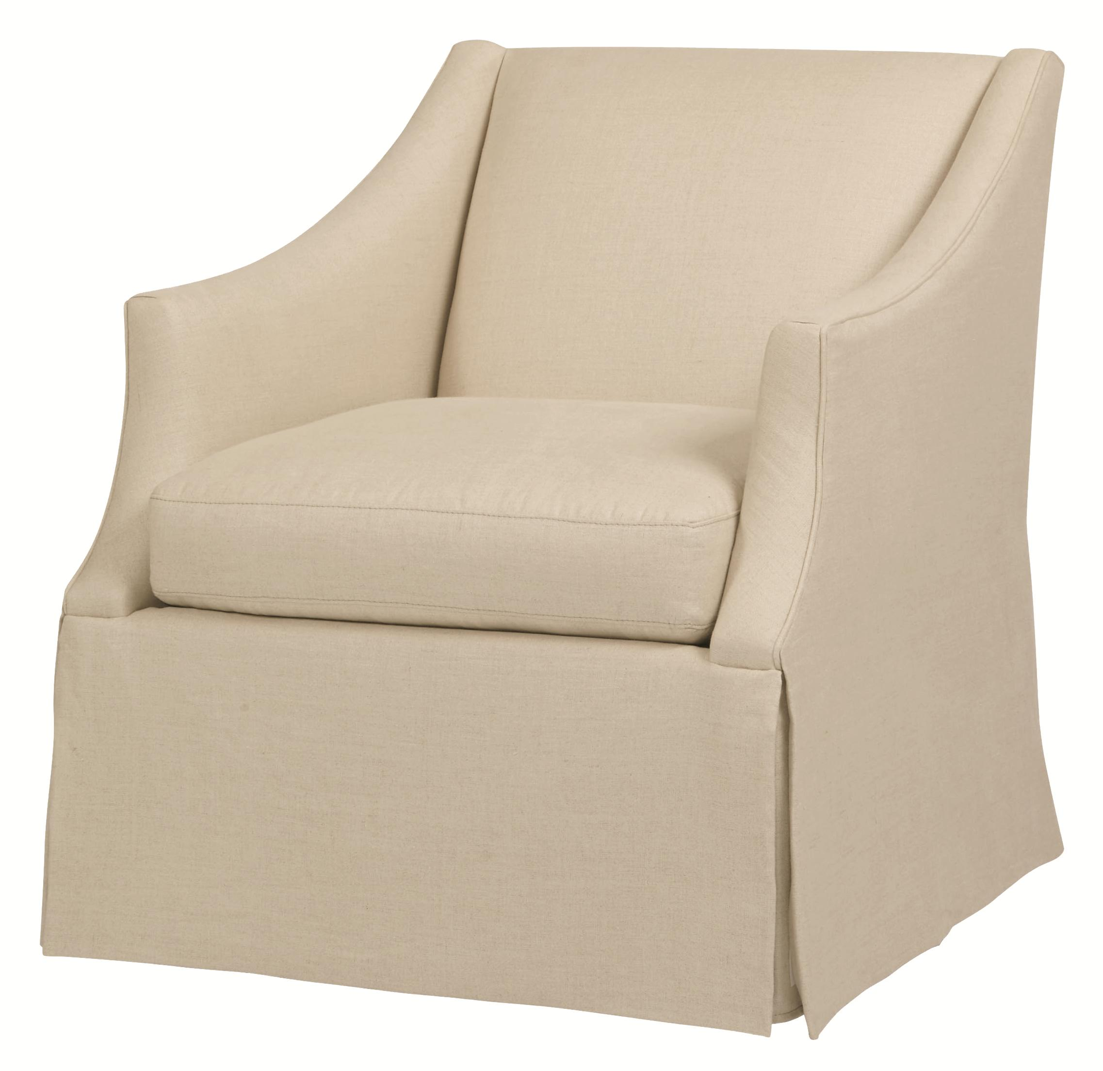 Bernhardt Upholstered Accents Clayton Chair   Item Number: B1741