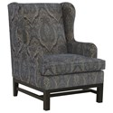 Bernhardt Upholstered Accents Fifer Chair - Item Number: B2203-1759-024