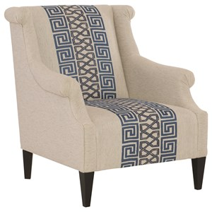 Bernhardt Upholstered Accents Gaby Chair  sc 1 st  Belfort Furniture & Bernhardt Upholstered Accents Warner Leather Recliner - Belfort ... islam-shia.org