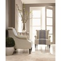 Bernhardt Upholstered Accents Gaby Chair