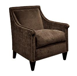 Bernhardt Upholstered Accents Barrister Chair