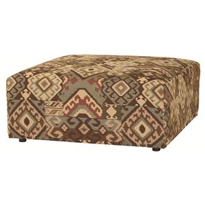 Bernhardt Upholstered Accents Hawthorne Ottoman