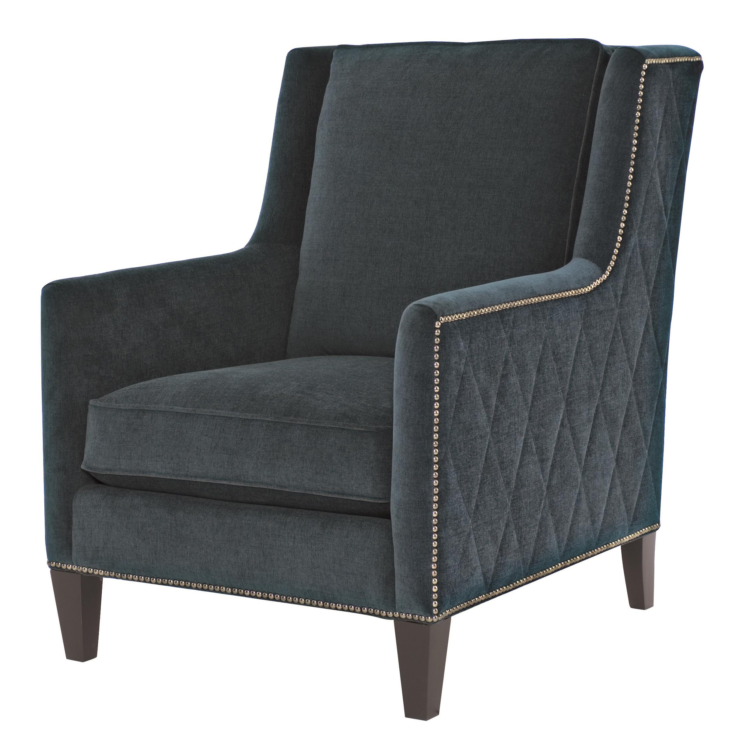 Bernhardt Upholstered Accents Almada Chair - Item Number: B4802-2909-043