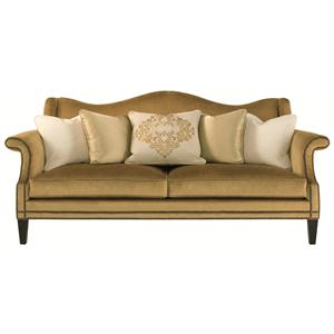 Bernhardt Upholstered Accents Fitzgerald Sofa