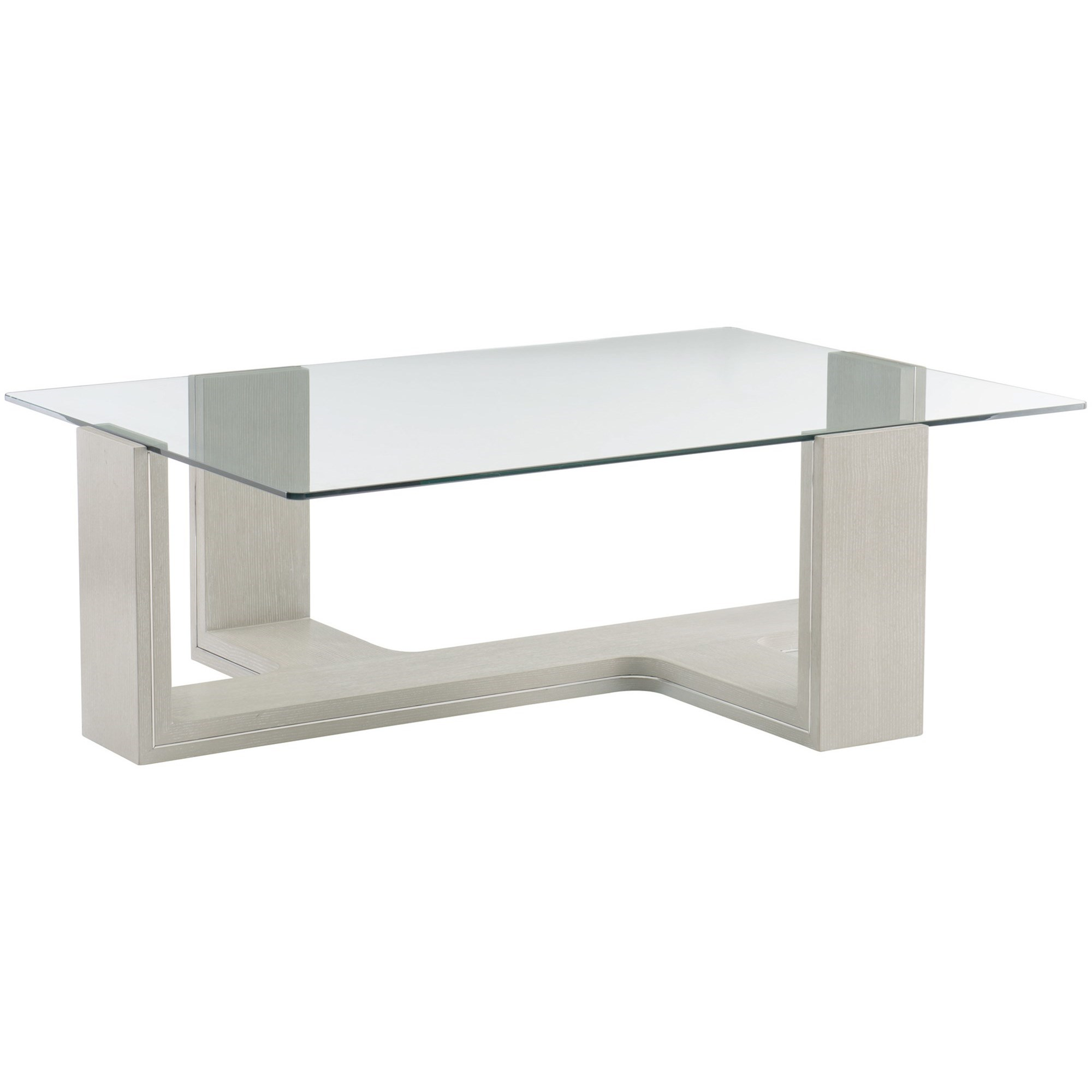 Bernhardt Vesper 428 021 Contemporary Cocktail Table With