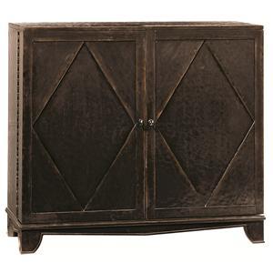 Bernhardt Vintage Patina Bar Cabinet