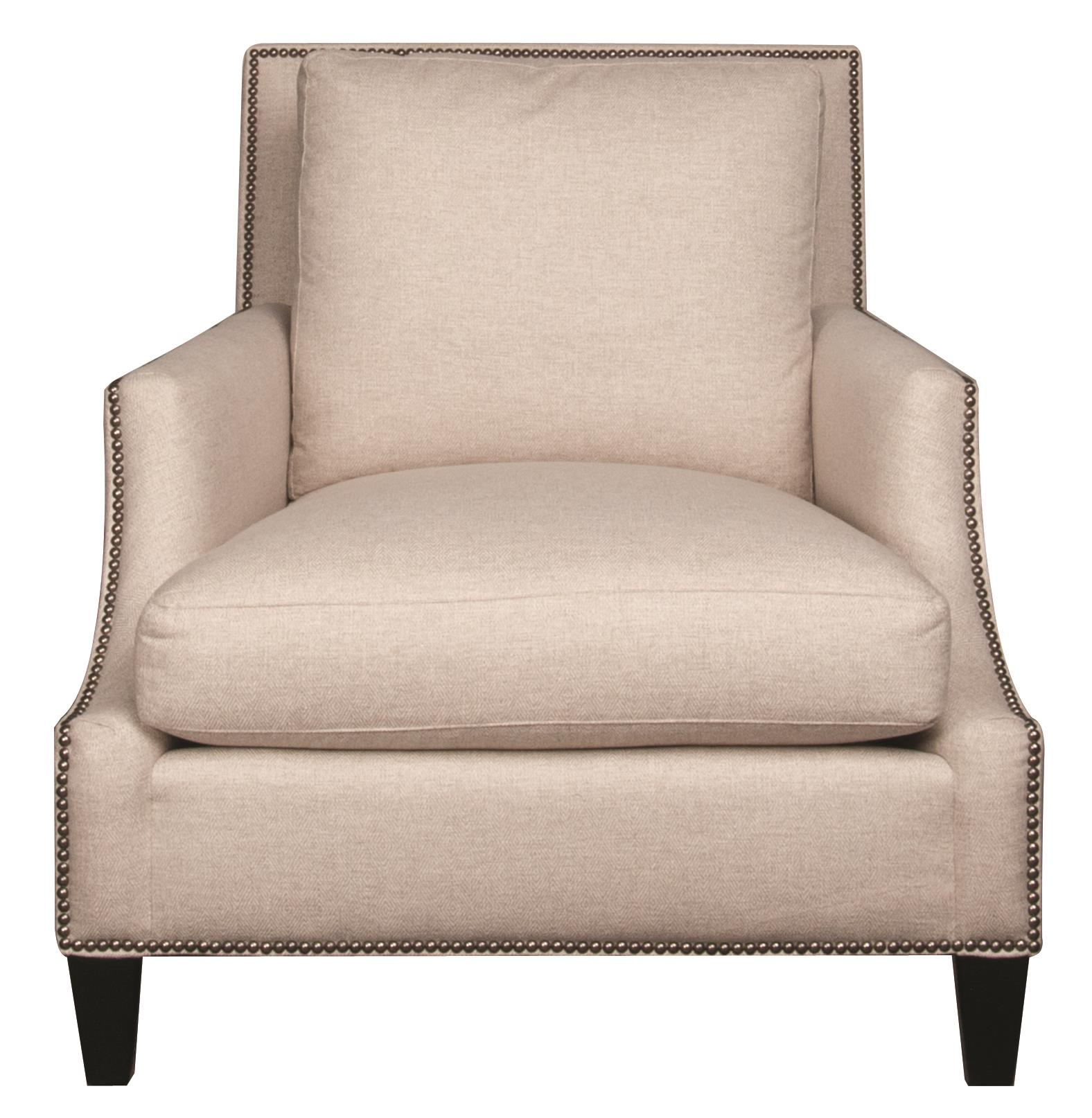 Bernhardt Crawford Crawford Chair - Item Number: 993070574