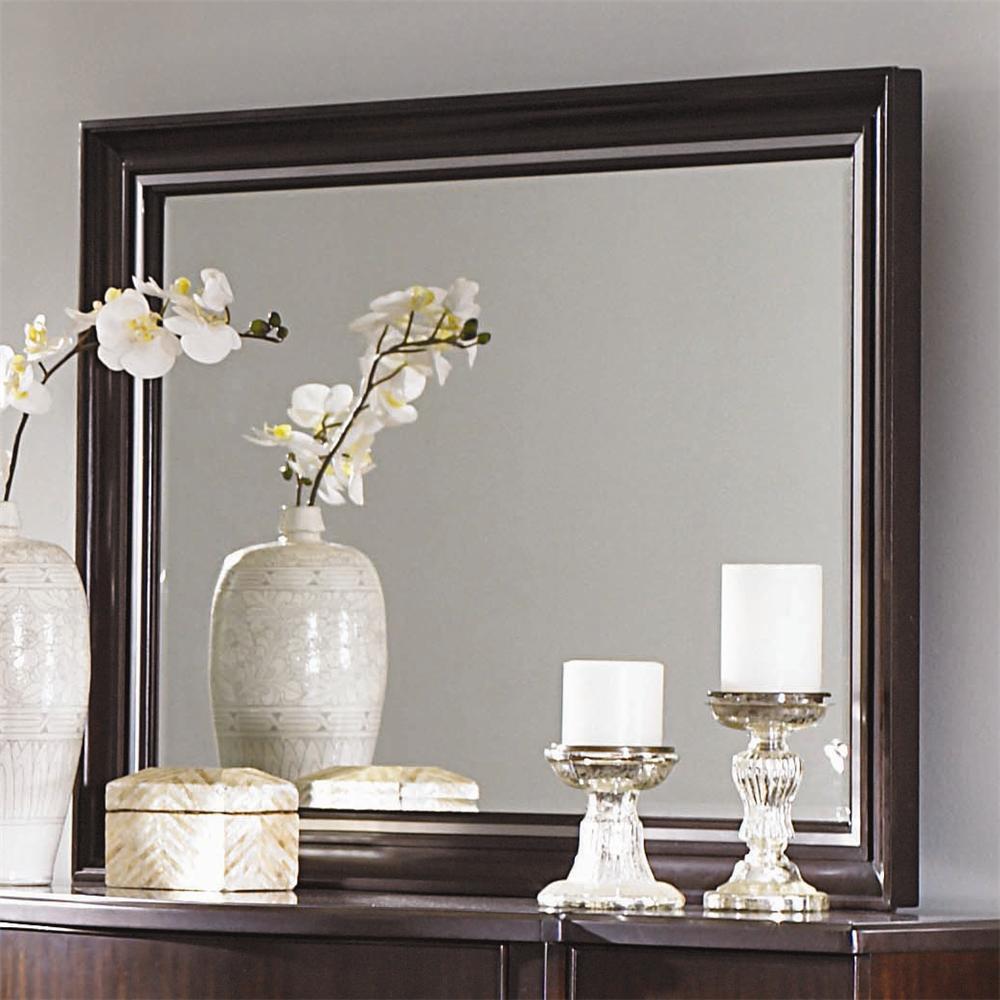 Bernhardt Westwood Mirror - Item Number: 318-321