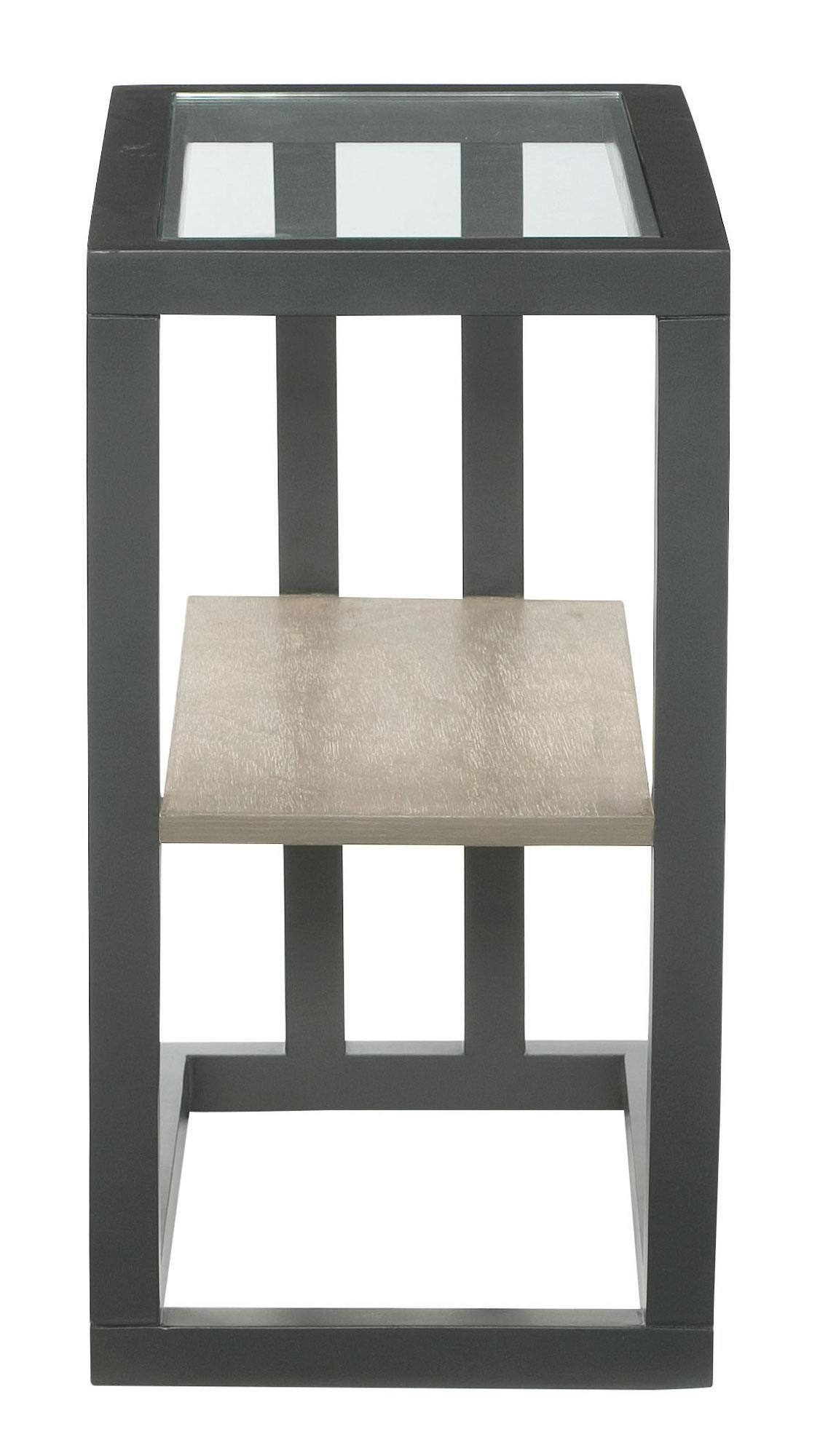 Bernhardt Wheeler Wheeler Chair Side Table - Item Number: 753784461