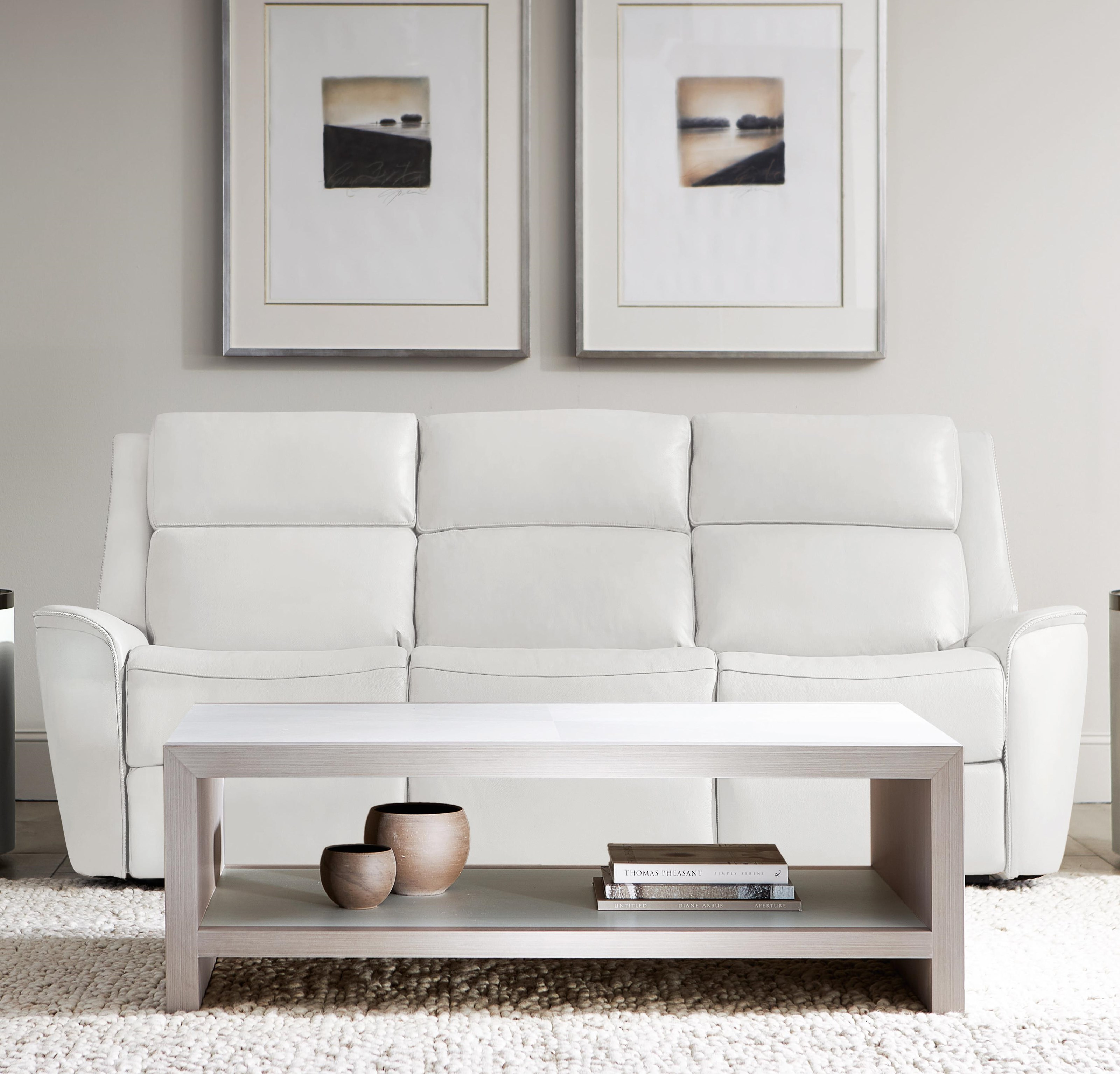 Wrigley Power Reclining Sofa by Bernhardt at Baer's Furniture
