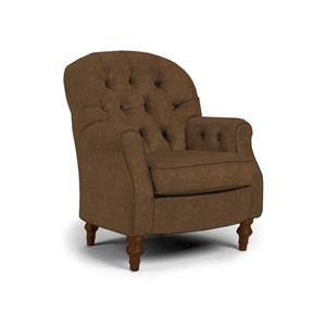Best Home Furnishings Chairs - Club Silt Club Chair