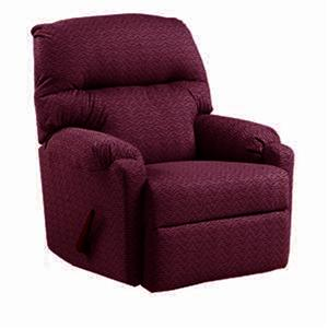 Best Home Furnishings JoJo Wine Swivel Glider Recliner