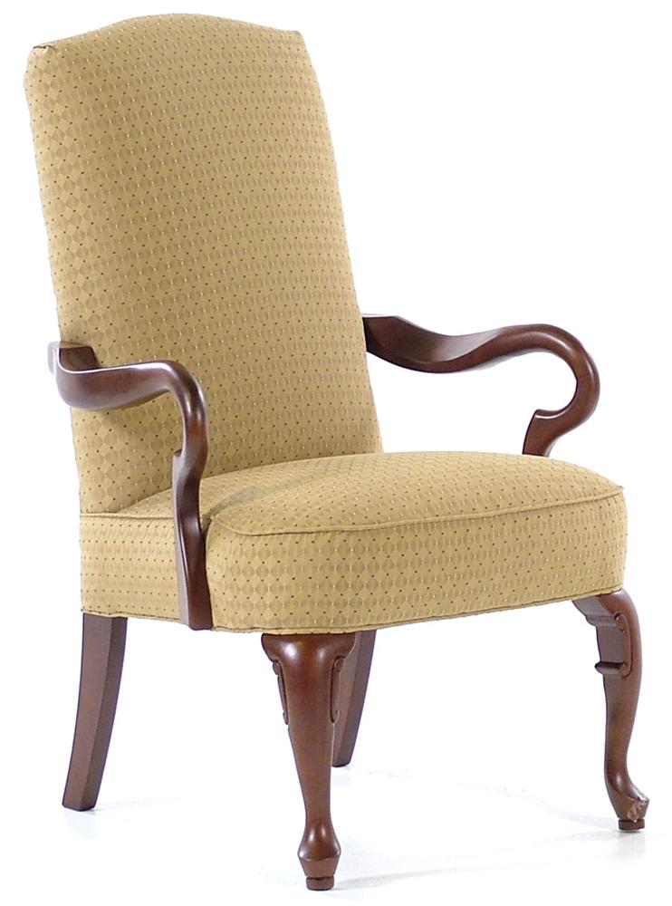 Best Home Furnishings Chairs - Accent Exposed Wood Chair - Item Number: 0350