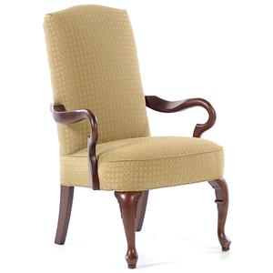 Best Home Furnishings Chairs - Accent Exposed Wood Chair