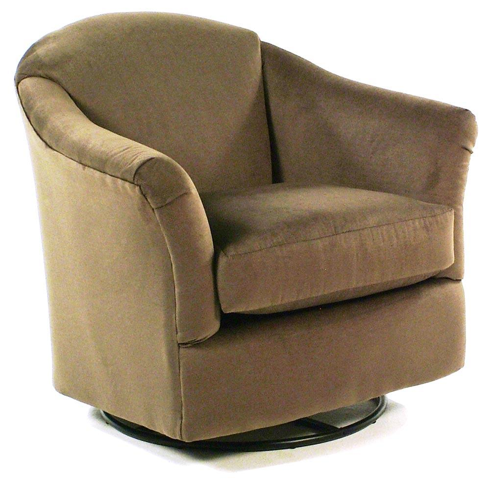 Best Home Furnishings Chairs - SGR Swivel Glider Chair - Item Number: 2877