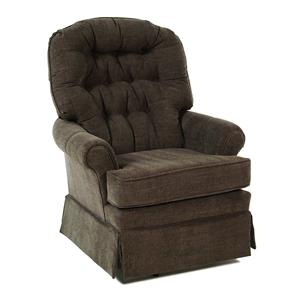 Best Home Furnishings Chairs - Swivel Glide Jadyn Swivel Glide Chair