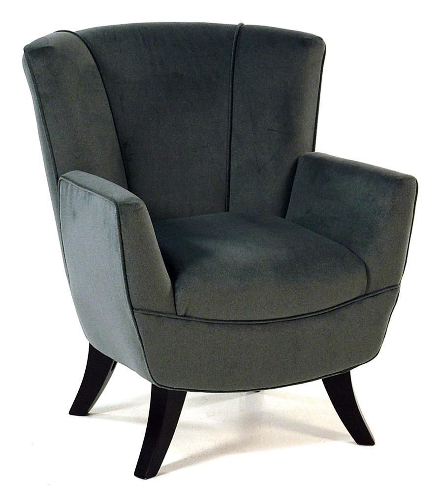 Best Home Furnishings Chairs - Club Flared-Back Club Chair - Item Number: 4550