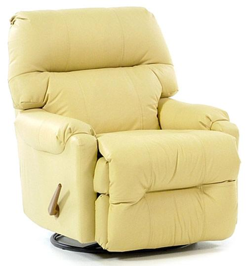 Best Home Furnishings Dawson Swivel Rocker Recliner - Item Number: 9AW Swivel Rocker Recliner