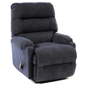 Best Home Furnishings Recliners - Medium Rocking Reclining Chair