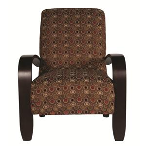 Morris Home Furnishings Aliza Aliza Accent Chair