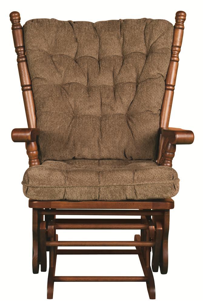 Morris Home Furnishings Edith Edith Glider Rocker - Item Number: 156022318