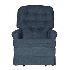 Morris Home Furnishings Donna Donna Swivel Rocker