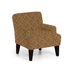 Best Home Furnishings Chairs - Club Confetti Randi Club Chair