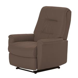 Best Home Furnishings Felicia  Mink Power Rocker Recliner