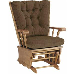 Best Home Furnishings Jive Collection Jive Flax Glider Rocker