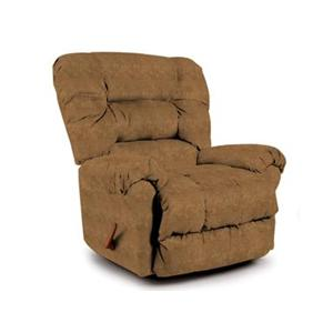 Best Home Furnishings Recliners - Medium Seger Saddle Rocking Recliner