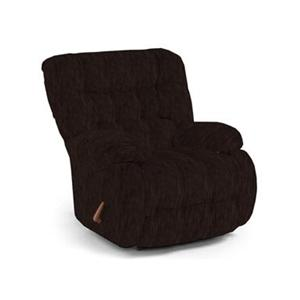 Best Home Furnishings Plusher Recliner Godiva Rocker Recliner