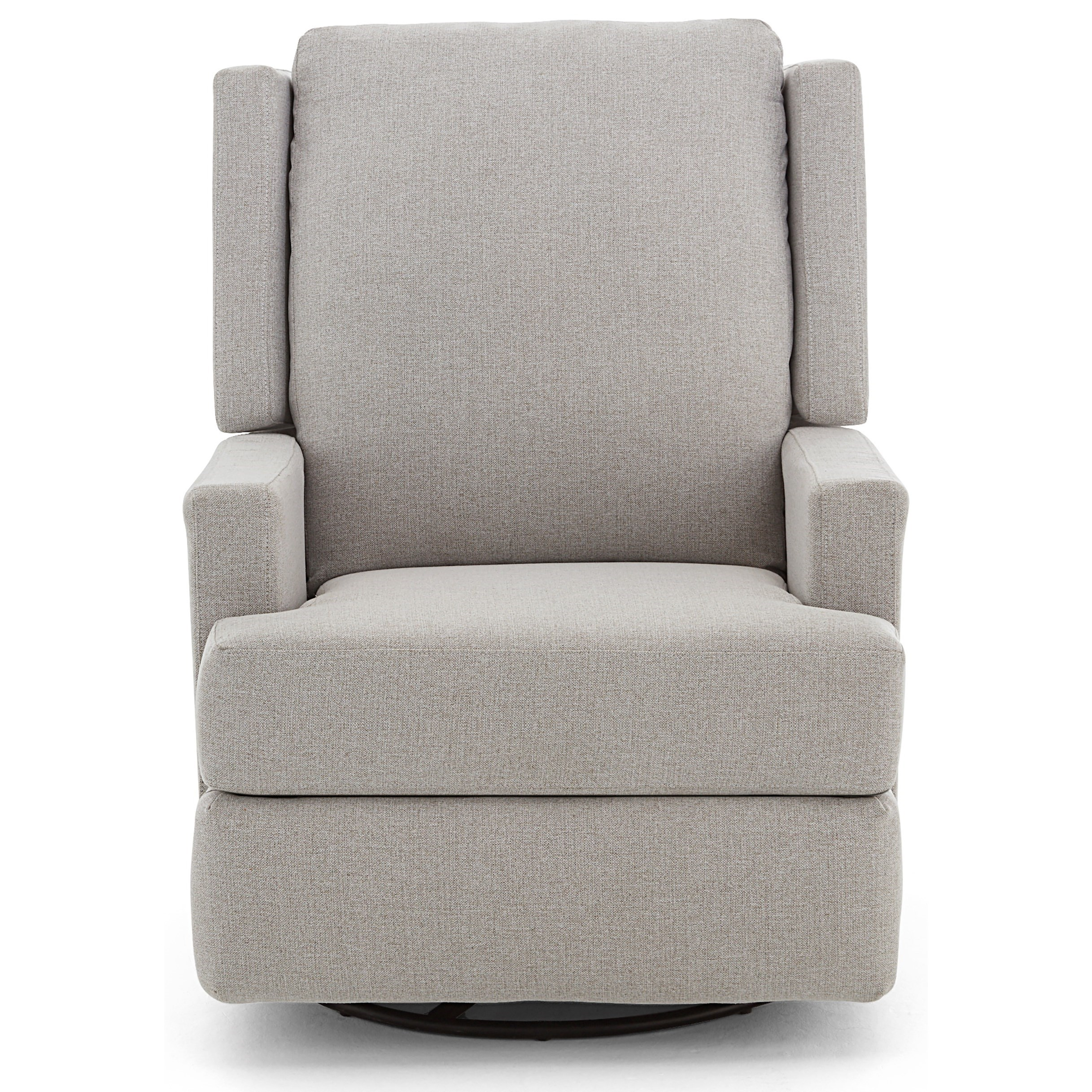 Ainsley Power Swivel Glider Recliner by Best Home Furnishings at Steger's Furniture