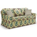 Best Home Furnishings Annabel  <b>Custom</b> 3 Over 3 Sofa - Item Number: -2110035674-31747