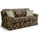 Best Home Furnishings Annabel  <b>Custom</b> 3 Over 3 Sofa - Item Number: -2110035674-31923