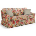 Best Home Furnishings Annabel  <b>Custom</b> 3 Over 3 Sofa - Item Number: -2110035674-34223