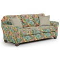 Studio 47 Annabel  <b>Custom</b> 3 Over 3 Sofa - Item Number: 95361869-28118