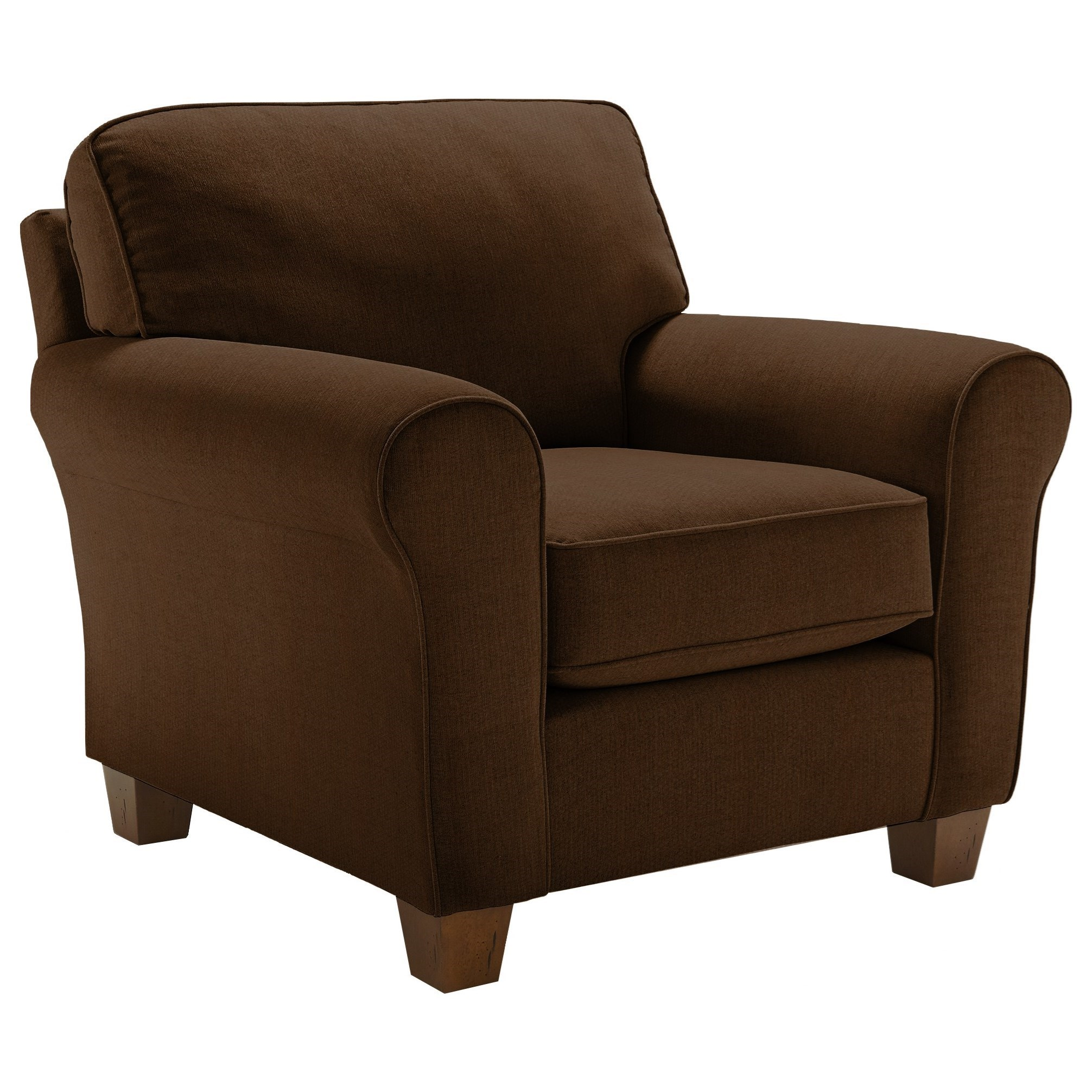 Annabel  Custom Chair by Best Home Furnishings at Simply Home by Lindy's