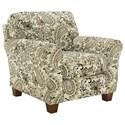 Best Home Furnishings Annabel  <b>Custom</b> Chair - Item Number: C80DP-24547