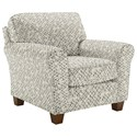 Studio 47 Annabel  <b>Custom</b> Chair - Item Number: C80DP-26082