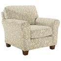 Best Home Furnishings Annabel  <b>Custom</b> Chair - Item Number: C80DP-26089