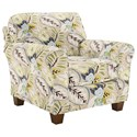 Best Home Furnishings Annabel  <b>Custom</b> Chair - Item Number: C80DP-26989