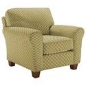 Best Home Furnishings Annabel  <b>Custom</b> Chair - Item Number: C80DP-27061