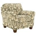 Best Home Furnishings Annabel  <b>Custom</b> Chair - Item Number: C80DP-27223