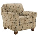 Best Home Furnishings Annabel  <b>Custom</b> Chair - Item Number: C80DP-27777