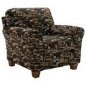 Best Home Furnishings Annabel  <b>Custom</b> Chair - Item Number: C80DP-27909