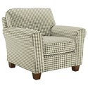Best Home Furnishings Annabel  <b>Custom</b> Chair - Item Number: C80DP-28063