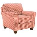 Studio 47 Annabel  <b>Custom</b> Chair - Item Number: C80DP-28068