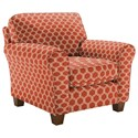 Studio 47 Annabel  <b>Custom</b> Chair - Item Number: C80DP-28424