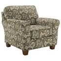 Best Home Furnishings Annabel  <b>Custom</b> Chair - Item Number: C80DP-28529